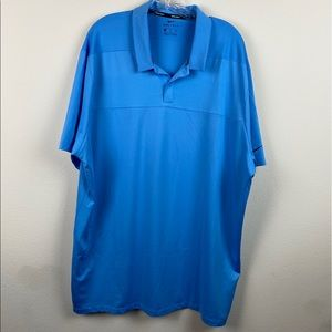 NWOT Nike Dri-Fit Golf Polo